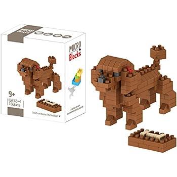 Amazon com: KILOTOY Fun Animals Building Blocks Educational