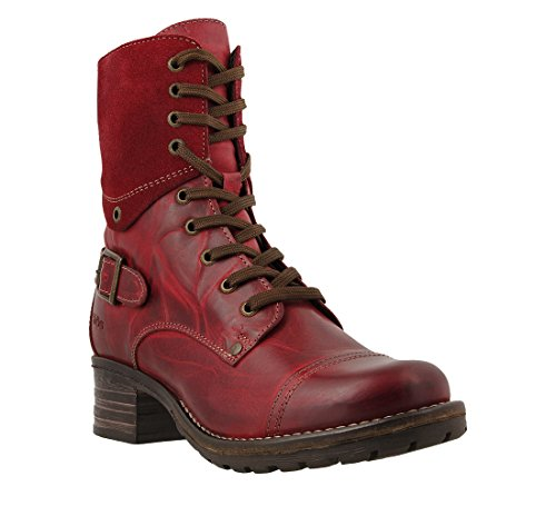 Taos Women's Boot Red Crave Taos Women's nw0pqaOx