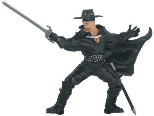 Zorro Collection Papo 30252 Figurine