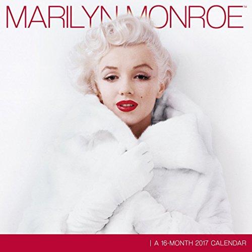 Marilyn Monroe Mini - Marilyn Monroe Mini Wall Calendar (2017)