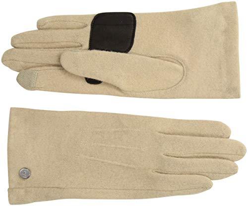 - Echo Women's Classic Wool Blend Glove, Oatmeal, Extra Large