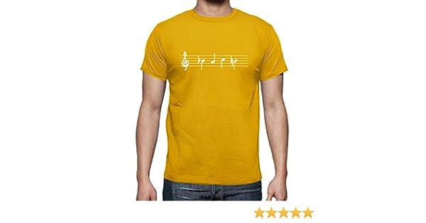 latostadora - Camiseta Bach Blanco para Hombre: jaumica: Amazon.es: Ropa y accesorios
