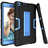 Galaxy Tab A 8.0 Case 2019, Bingcok Heavy Duty Rugged Full-Body Hybrid Shockproof Drop Protection Cover with Kickstand for Sa