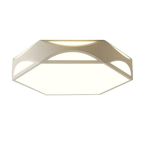LED geométrica de Lámpara Techo Lámpara de Moderna Estudio ChxdsQrt