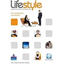Lifestyle Pre-Intermediate Coursebook and CD-Rom Pack