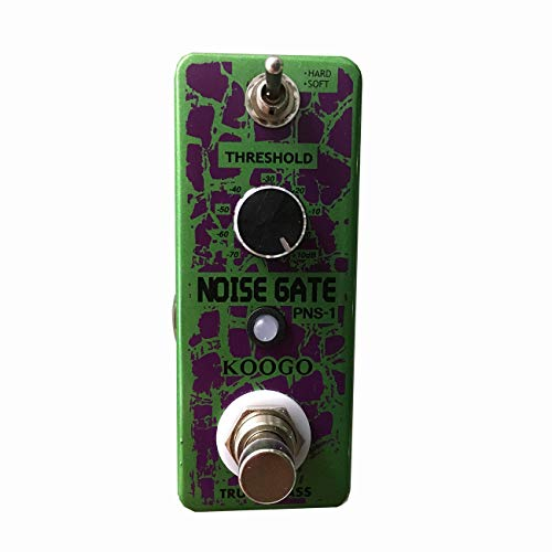 get koogo guitar effect pedals for electric guitar bass violin true bypass at. Black Bedroom Furniture Sets. Home Design Ideas