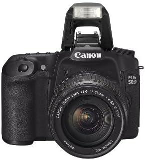 Canon EOS 50D - Cámara Réflex Digital 15.1 MP (Objetivo EF-S 17-85mm): Amazon.es: Electrónica