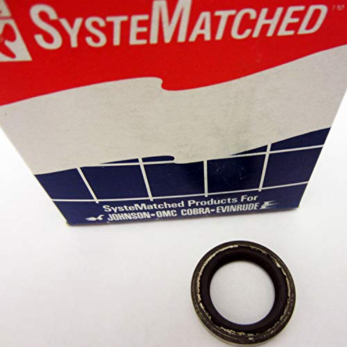 Evinrude Retainer - Johnson/Evinrude/OMC/BRP OEM Oil Seal Retainer Prop Propeller Shaft 321466; 0321466