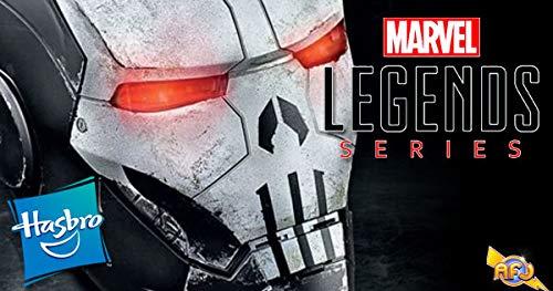 (Marvel Legends Gamerverse Punisher War Machine Helmet Prop Replica - Exclusive)