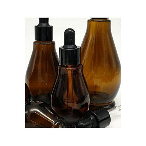 Yiyane Atomizer Bottles 30 ML Travel Bottle Beauty Atomiser Empty Bottle Perfume Air Travel Size Bottle(Brown)