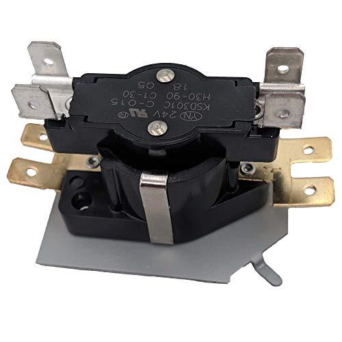 Supplying Demand 102 Furnace Heat Sequencer 1SPST 24 Volt On 30-90 Off 1-30