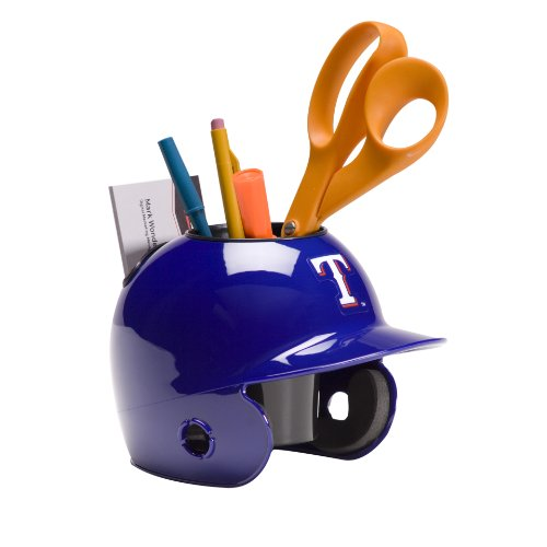 MLB Texas Rangers Desk Caddy