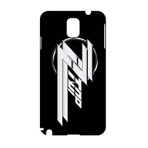 ZZ TOP top hard rock logo (3D)Phone For Case Iphone 4/4S Cover