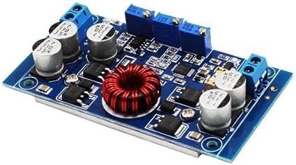 New 10A 130W LTC3780 Step Up Step Down CC CV Power Converter 12V 24V  Solar MPPT