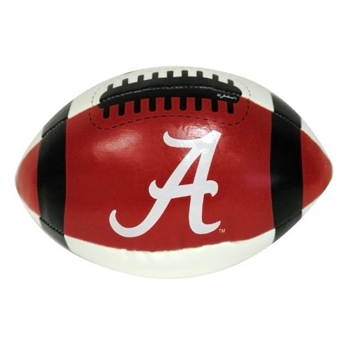 Game Day Outfitters NCAA Alabama Crimson Tide PVC Football by Game Day Outfitters