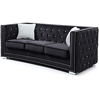 Amazon.com: Glory Furniture G800-L - Sofá tapizado ...