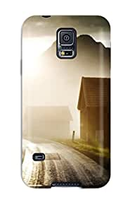Galaxy S5 IrGrqIQ26934laIBo Blinding Road Tpu Silicone Gel Case Cover. Fits Galaxy S5