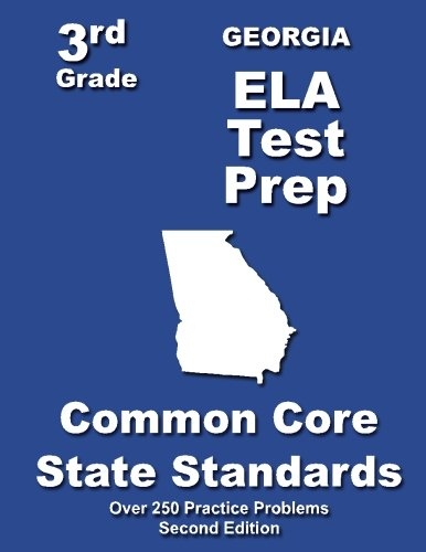 Georgia 3rd Grade ELA Test Prep: Common Core Learning Standards