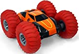 Taylor Toy Tough N' Tumble 1:10 RC Remote Control Car - Tough Terrain Full 360 Tumbling Stunt Car with 10' Inflatable Tires