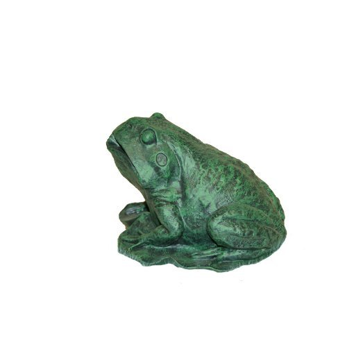 Frog Spitter (Beckett Corporation Frog Spitter for Water Fountain, Small Outdoor, Home, Garden, Supply, Maintenance)