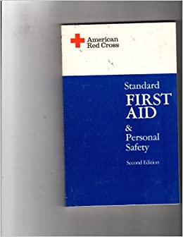 Book Standard First Aid and Personal Safety