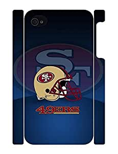 Trendy Abstract Cool Sports Series Handmade Men Pattern Football Team Logo Snap on Background For HTC One M7 Case Cover