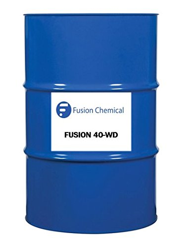 FUSION CHEMICAL 40-WD 55 GAL DRUM, Multi-Use Heavy Duty
