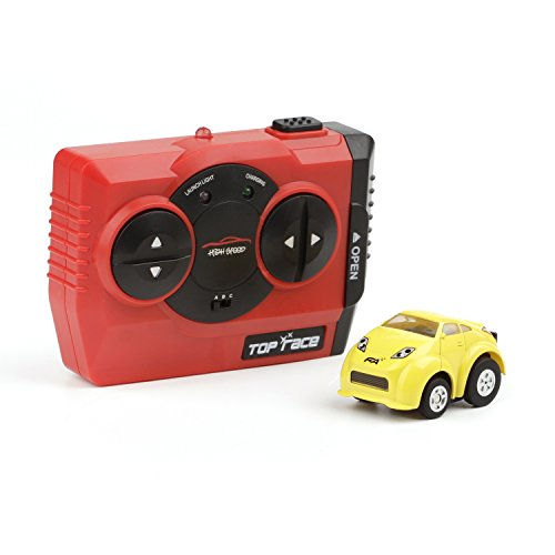 Shangda Mini Funny Rc Radio IR Remote Control Micro Car Can Speed and Change the Tyre for Funny Play, Suitable for the Game Toys Kids Gift