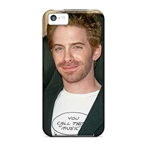Iphone 5c Twr5710sliQ Customized Lifelike Green Day Pictures Shock-Absorbing Hard Phone Case -KerryParsons