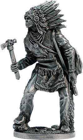 scale 1//32 WW-1 The Indian Tin Toy Soldiers Metal Sculpture Miniature Figure Collection 54mm