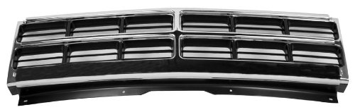 OE Replacement Dodge Dakota Grille Assembly (Partslink Number CH1200181)