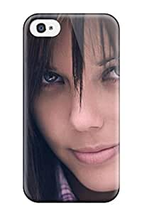 New Style 5334458K39098715 Unique Design Iphone 4/4s Durable Tpu Case Cover Mood