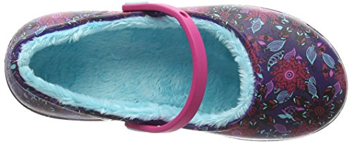Pictures of Crocs Karin Graphic Lined Clog Mary Jane ( 2