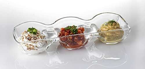 3 Section Candy Dish - 8