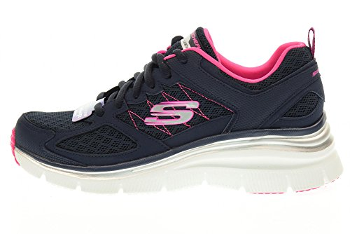 Pictures of Skechers Womens Fashion Fit - Not Afraid Blu 4