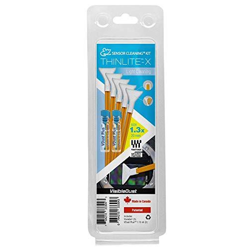 (EZ Sensor Cleaning Kit THINLITE-X Light Cleaning 1.3 x / 20 mm)