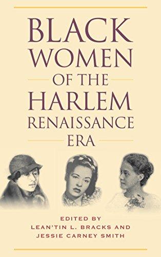 Black Women of the Harlem Renaissance Era (Black Women In America An Historical Encyclopedia)