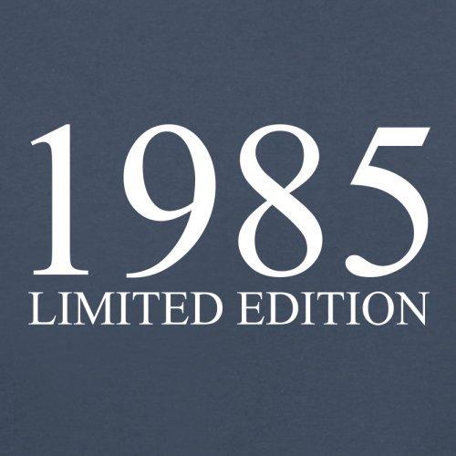 1985 Limierte Auflage / Limited Edition - 32. Geburtstag - Herren T-Shirt - Navy - XS