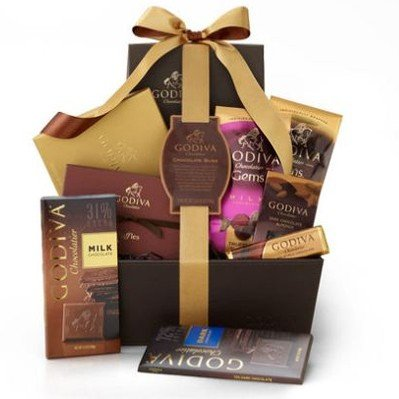 Chocolate Bliss Gift Basket by Gift Basket