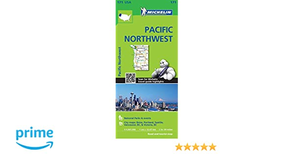 USA Pacific NorthWest MH171