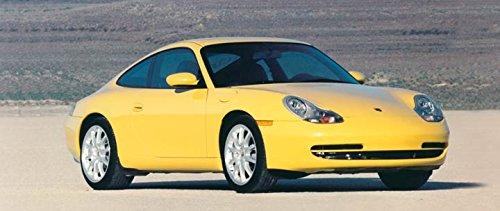 2000 Porsche 911 996 Carrera Coupe Automobile Photo Poster