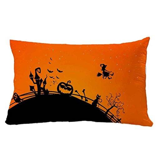 laimeng3050cm-halloween-square-zipper-closure-pillow-cover-cushion-case-d