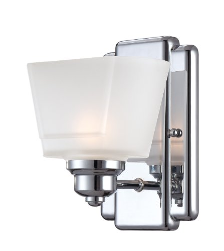Designers Fountain 6671-CH Metropolis Wall Sconce