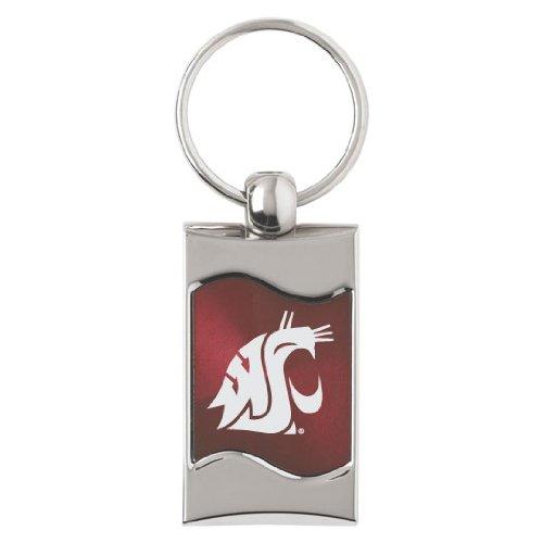 Washington State University - Wave Keytag - - Cougars Key State Washington