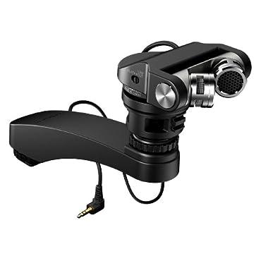 TASCAM TM-2X - X-Y Pattern Stereo Cardioid Mic for DSLR Filmmaking