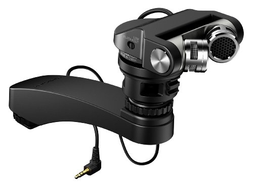 Tascam TM-2X Stereo X-Y Microphone for DSLR Cameras