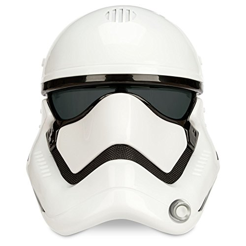 Star Wars First Order Stormtrooper Voice Changing Mask - Star Wars: The Force Awakens (Chewbacca Voice)