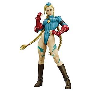41UJ4Pql9pL. SS300 Kotobukiya Street Fighter: Cammy (Alpha Costume Version) Bishoujo Statue