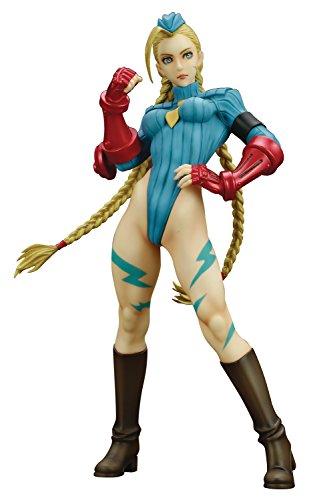 Street Fighter Zero - Kotobukiya Street Fighter: Cammy (Alpha Costume Version) Bishoujo Statue