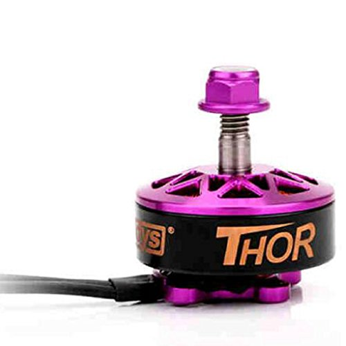 1 Pair DYS THOR Brushless Motor 2500KV 3-6S for 230 250 280 300 FPV Racing Frame Multirotor Quadcopter (CW & CCW)